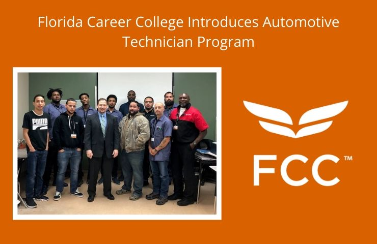 Florida Career College Launches Automotive Technician Program at the Hialeah Campus - Florida Career College